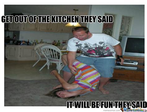 Woman Kitchen Meme - we had enough jokes about women leaving the kitchen by exw