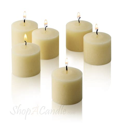 small candles for wedding ivory votive candles online buy for wedding at shopacandle