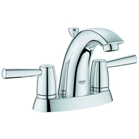 Grohe Arden Faucet by Grohe Arden 4 In Centerset 2 Handle Bathroom Faucet In