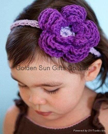 flower headbands baby headbands summer by how to crochet flowers for headbands crochet and knit