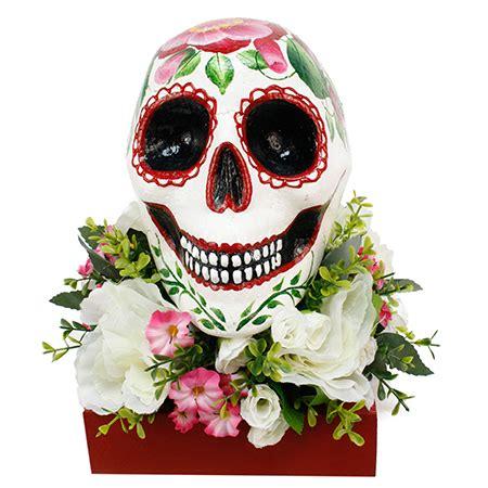 imagenes de calaveras de unicel decoradas proyectos calavera decorada con rosas pintadas