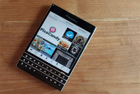 Hp Bb Passport review blackberry passport yangcanggih