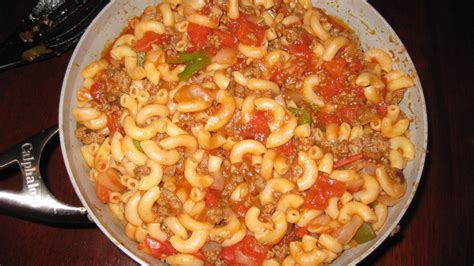 mrs mcquillan masters meals recipes from home hamburger goulash