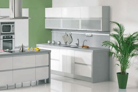 White Kitchen Idea Colour Schemes Green White Color Schemes Spacious White Kitchen Designs
