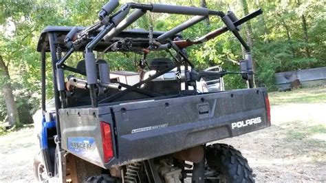 duck boat gun carrier 1000 images about ranger hunting rack on pinterest