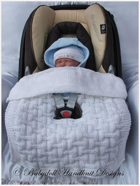car seat cozy knitting pattern car seat blankets covers standard 0 9m car seat car seat
