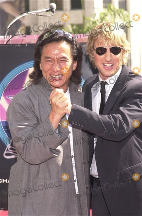 owen wilson and jackie chan photos and pictures jackie chan and owen wilson at chan