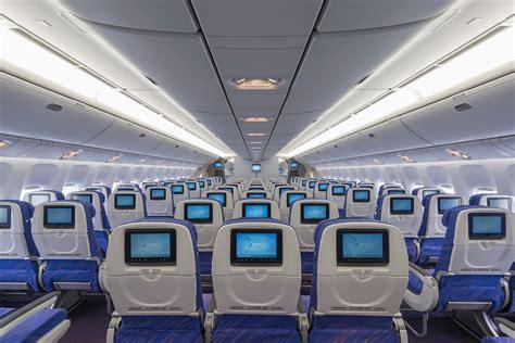 China Southern Cabin by A Closer Look At China Southern S New 777 Interior