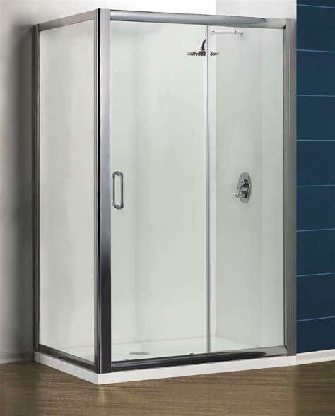 Shower Enclosures Sliding Doors Large Sliding Shower Doors