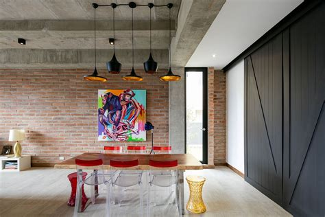 Along Ceiling And Wall by Ten Areas With Cement Ceiling Best Of Interior Design