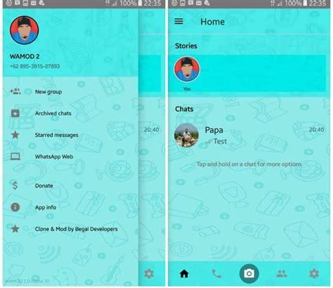 Tutorial Mod Whatsapp | whatsapp mod wama green v 2 0 alpha 11 apk yogi tutorial