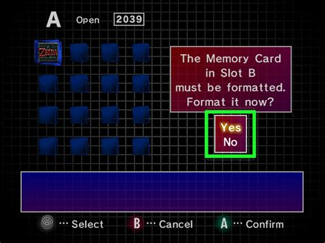 how to make a gamecube memory card how to format a gamecube memory card 3 steps with pictures