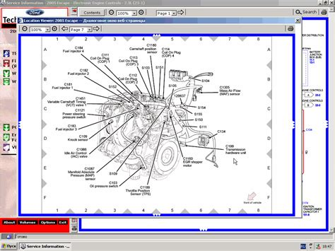 ford usa technical services 2004 2005 repair manuals download wiring diagram electronic parts ford usa technical services 2004 2005