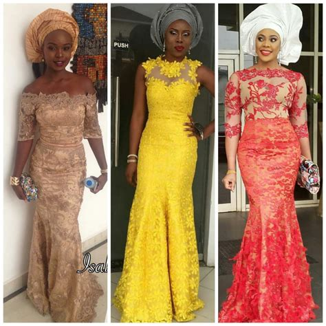 Wedding Digest by Trendy And Uber Fabulous Aso Ebi Styles Wedding