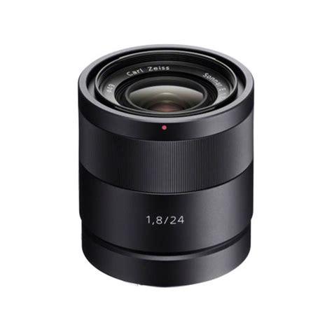 sony 24mm f1 8 za carl zeiss sonnar t e mount lens