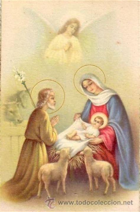 imagenes del nacimiento de jesus cristianas postal nacimiento san jose virgen maria y ni comprar