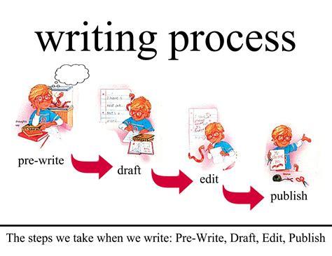 draft no 4 on the writing process books writing process