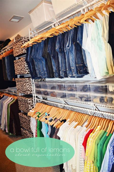 organize my closet 6 easy tips to organize your closet page 4 of 6