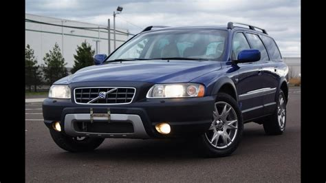 volvo  xc cross country ocean race limited edition station wagon youtube