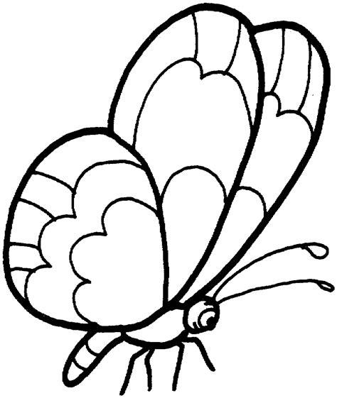 imagenes de mariposas moldes dibujos infantiles de mariposas para colorear mariposas
