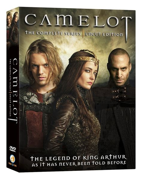 King Arthur Complete Edition camelot the complete series edition orcasound