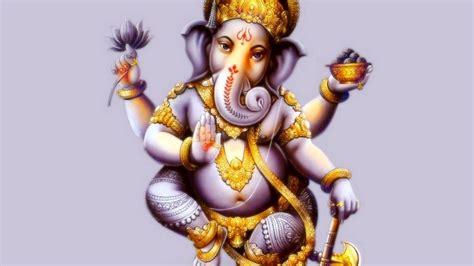 wallpaper for desktop of ganesha god ganesha lambodar hd desktop wallpaper lord ganesha
