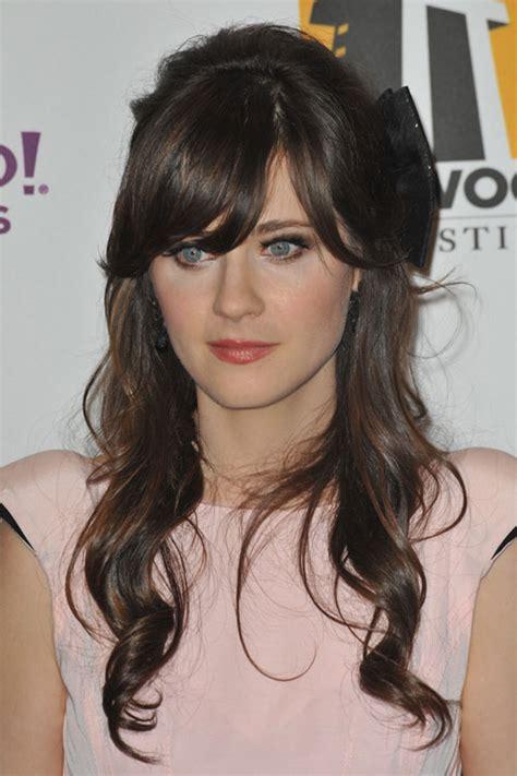 zooey deschanel hair color zooey deschanel s hairstyles hair colors