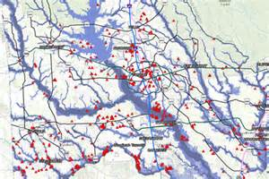 montgomery county flood map the expensive road to montgomery county s