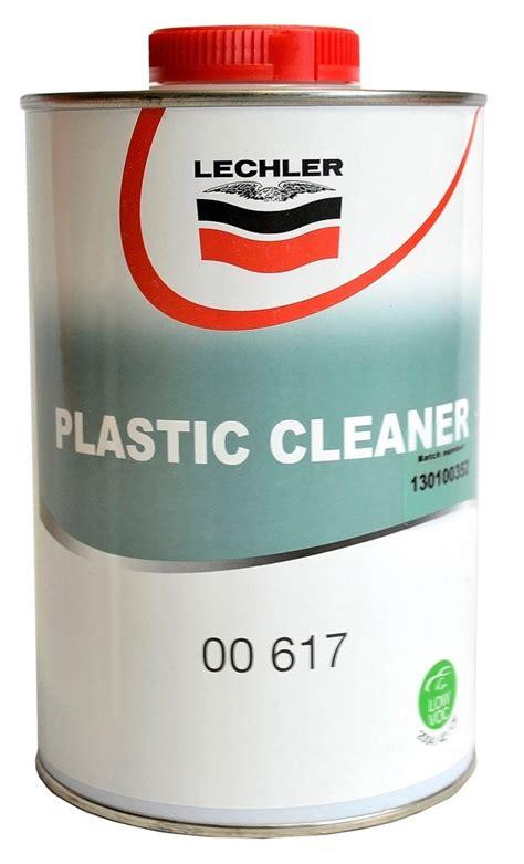 Vorm Lackieren Mit Verdünnung Reinigen by Lechler Plastic Cleaner Silikonentferner 1liter Ebay