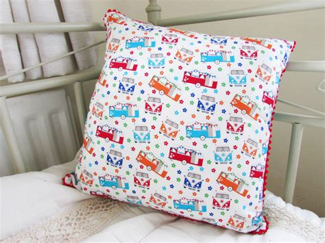 How To Make Cushions by How To Make A Zipped Cushion Hobbycraft