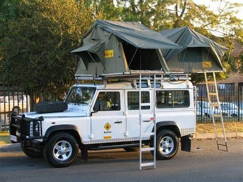 4x4 Awnings South Africa by Roof Top Tent Car Cing Land Rover Defender 110 Land Rover Defender 110