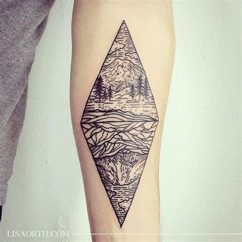 shape pattern tattoo 40 intelligent geometric tattoo designs