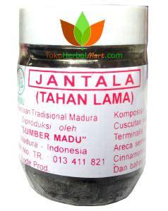 Jantala Jamu Khusus Pria Tahan Lama 1 jantala jamu kuwat tahan lama tradisional madura toko obat herbal di bandung jual