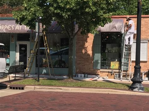 specialty commercial painting in downtown geneva il jalapeno paint werx