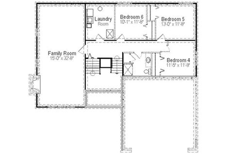 2600 Sq Ft House Plans 2600 Square 3 Bedrooms 4 Batrooms 3 Parking Space On 1 Levels House Plan 2656 All