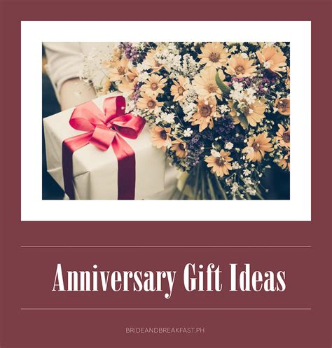 Wedding Anniversary Ideas Philippines by Wedding Anniversary Gift Ideas Philippines Wedding