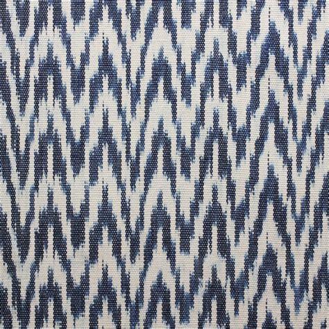 ikat pattern volcan ikat fabric indigo