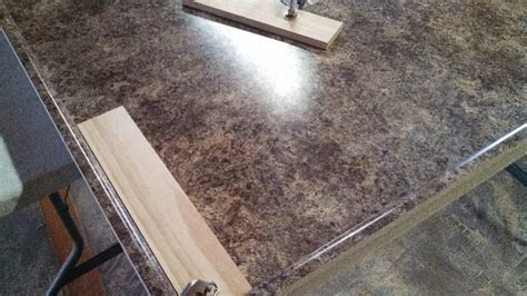 How To Join Laminate Countertops by Cutting And Joining Laminate Counter Tops Kitchens Baths Contractor Talk