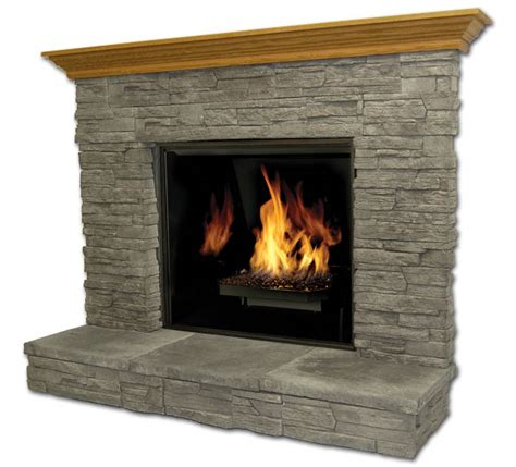deer river cast stone fireplace mantel stone mantle