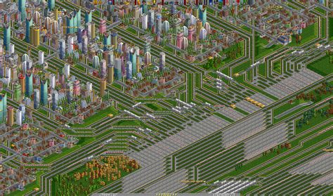 Home Server Network Design New Ideas For Big Stations Transport Tycoon Forums