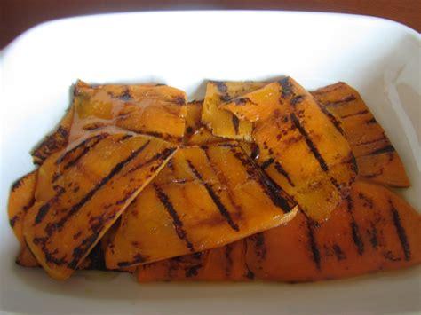 cucinare la zucca come contorno zucca grigliata ricette di cucina contorno o antipasto