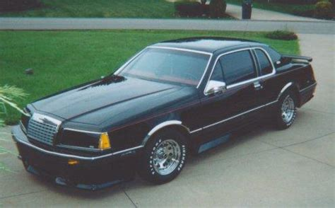 how to learn about cars 1983 ford thunderbird electronic valve timing 83tbirdheritage 1983 ford thunderbird specs photos modification info at cardomain