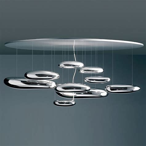 mercury ceiling light artemide mercury