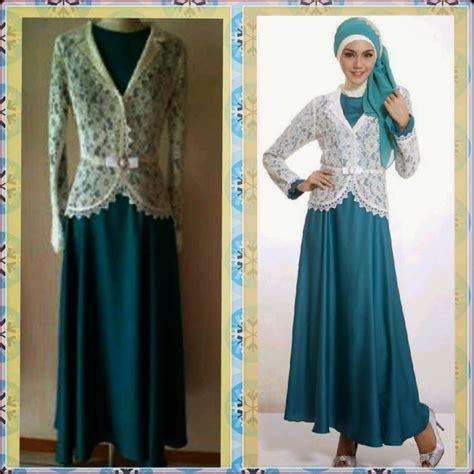 baju modern baju muslim modern baju kebaya modern butik 23 model kebaya brokat muslim modern terbaru elegantria
