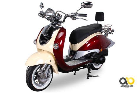 Roller Retro Gebraucht Kaufen by Znen Retro Roller Zn125 H Motorroller 125 Cc Retroroller