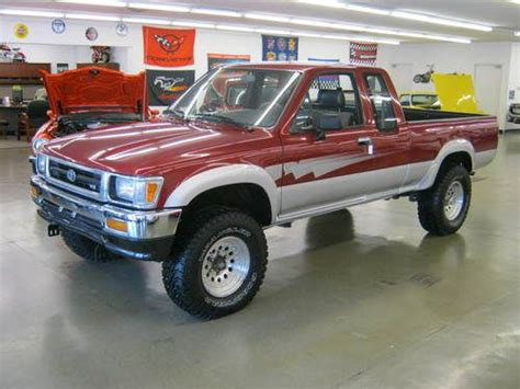 1992 Toyota 4x4 For Sale Find Used 1992 Toyota Extended Cab 4x4 In Mount