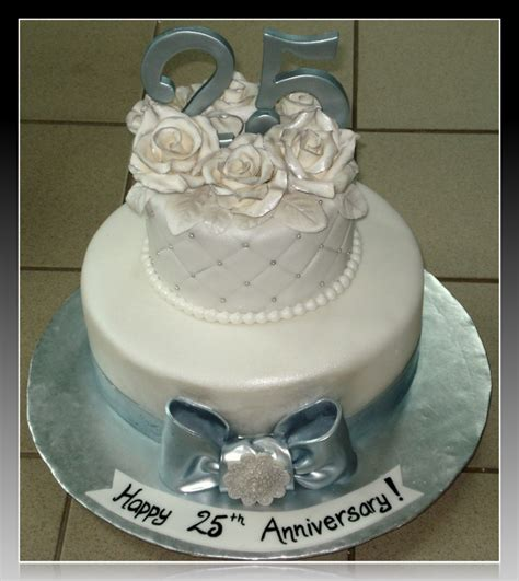 Wedding Anniversary Ideas Sydney by 25th Wedding Anniversary Cake 25th Wedding Anniversary