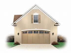 2 Car Garage Plans With Loft by Garage Loft Plans Detached 2 Car Garage Loft Plan 028g