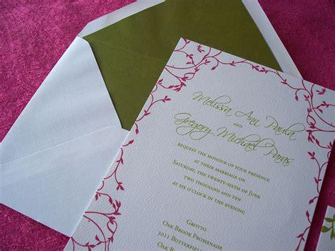 invitation designs melbourne melbourne wedding invitation sle tulaloo