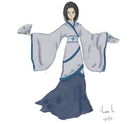 Traditional Kimono Dress traditional hanfu kimono dress by fayra9945 on deviantart